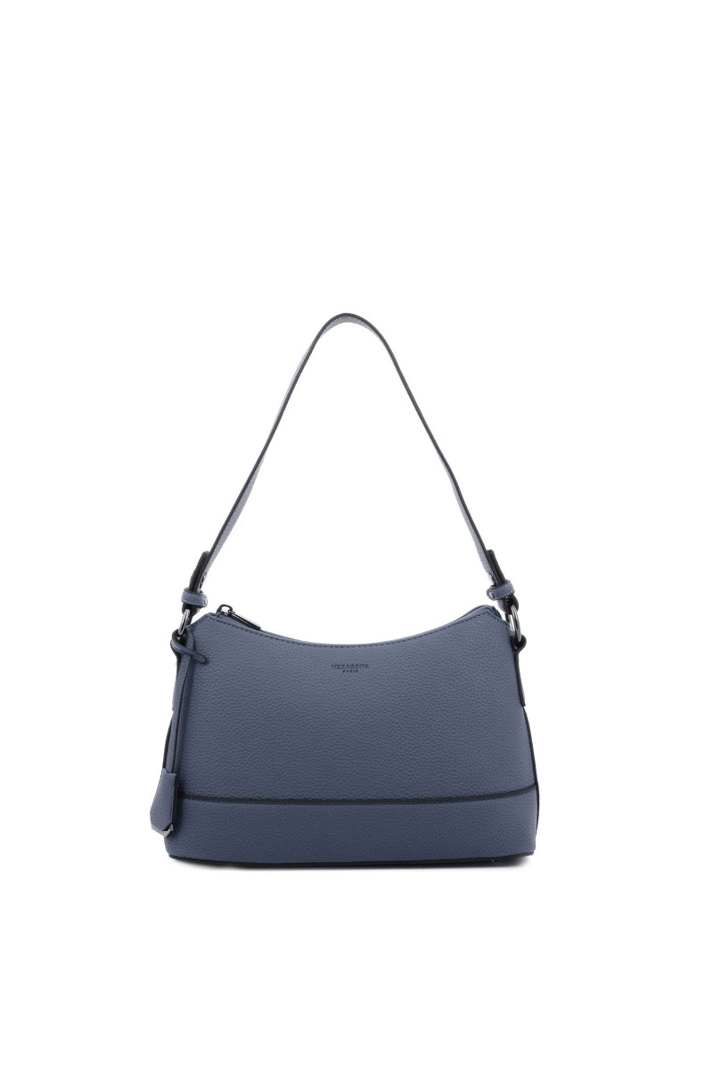 Synthetic 1 handle shoulder bag