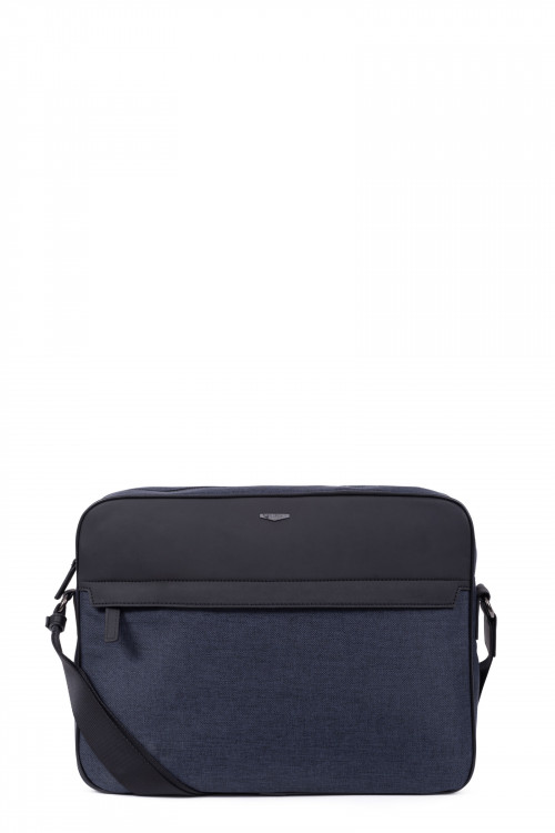 Nylon crossbody bag