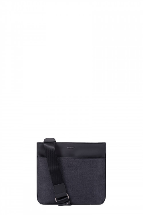 Nylon small crossbody bag