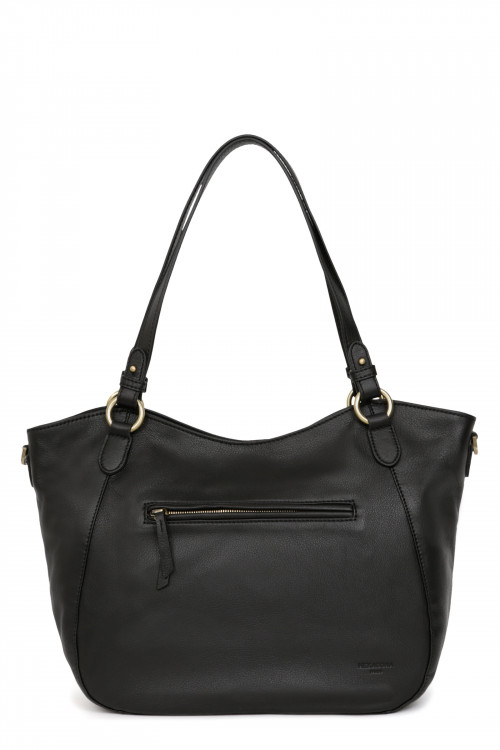 A4 Leather shoulder bag