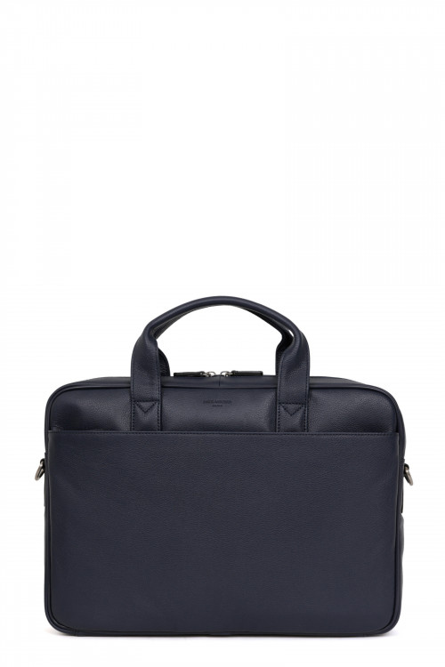 A4 Leather laptop bag