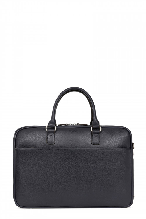 """13"""" and A4 Leather laptop bag"""