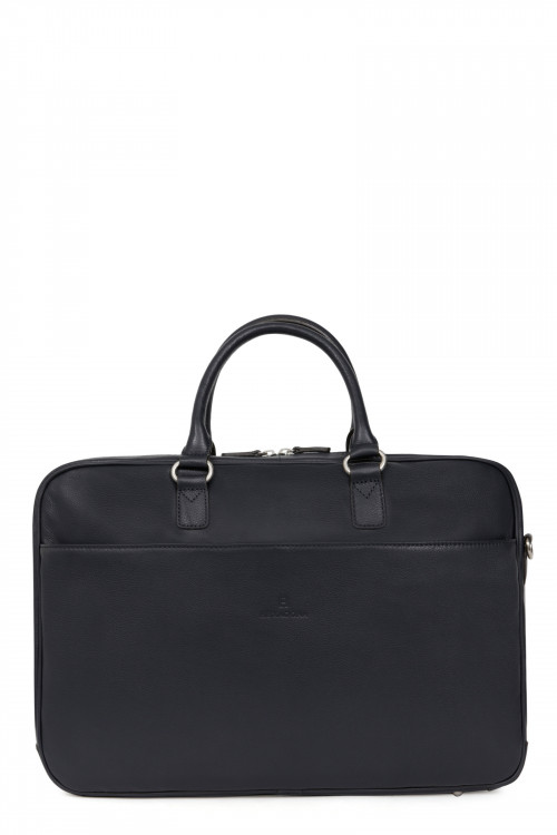 """15"""" and A4 Leather laptop bag"""