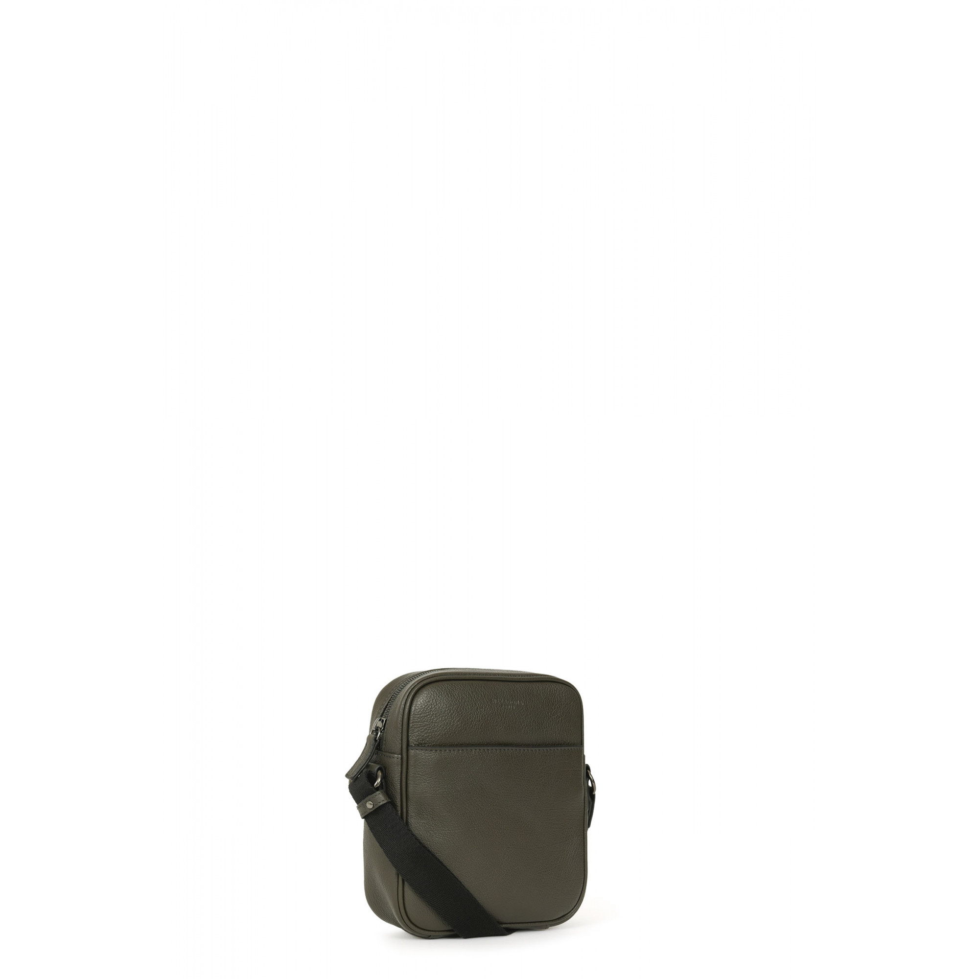 Leather small crossbody bag