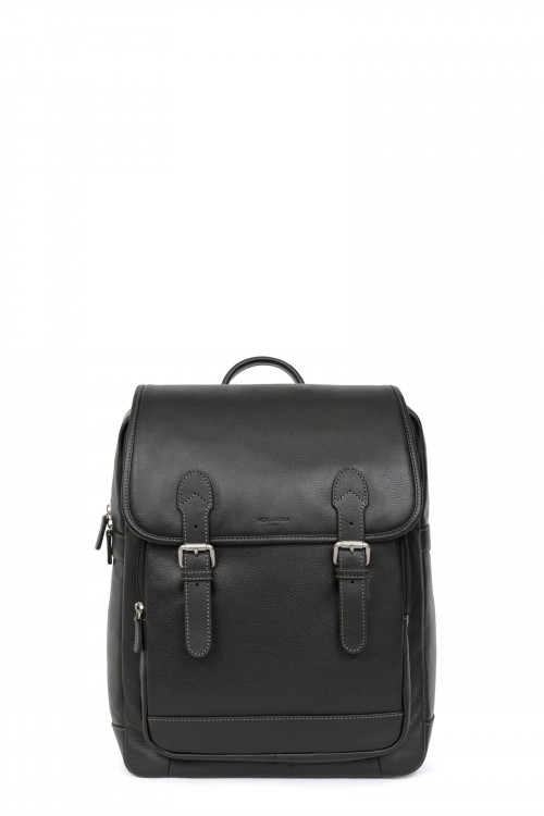 "15"" and A4 Leather backpack"