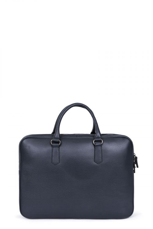 "15"" leather briefcase"