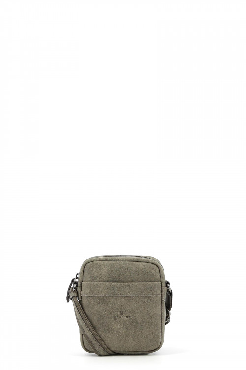 Synthetic small crossbody bag