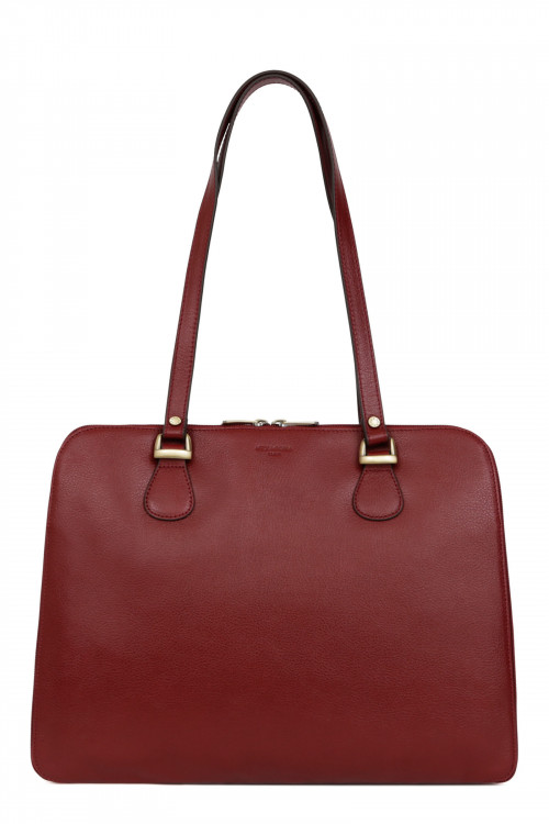 A4 Leather shoulder bag...