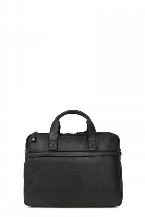 """15"""" and A4 Leather briefcase"""